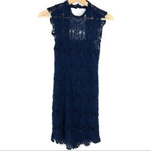 Intimately Free People Lace Halter Dress
